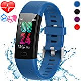 Inspiratek Kids Fitness Tracker for Girls and Boys (Age 5-16)- Waterproof Fitness Watch for Kids...