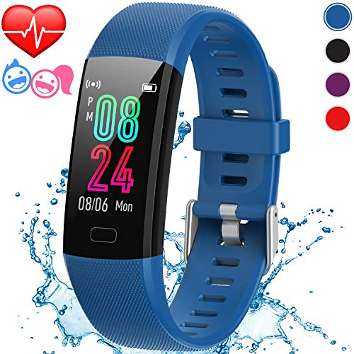 Inspiratek Kids Fitness Tracker for Girls and Boys (Age 5-16)-...