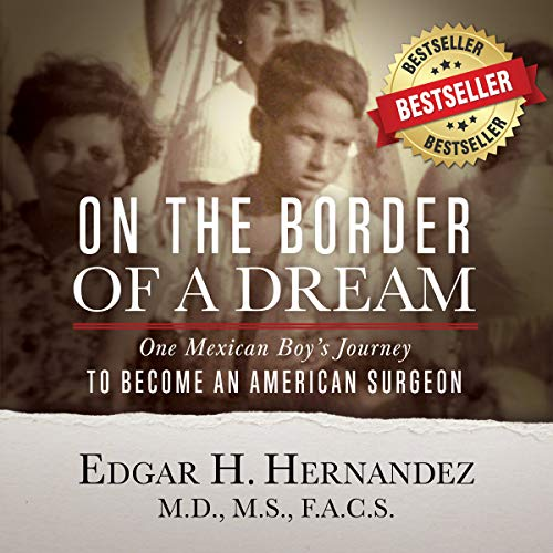 On the Border of a Dream audiobook cover art