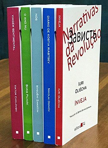 Coleção Narrativas Da Revolução