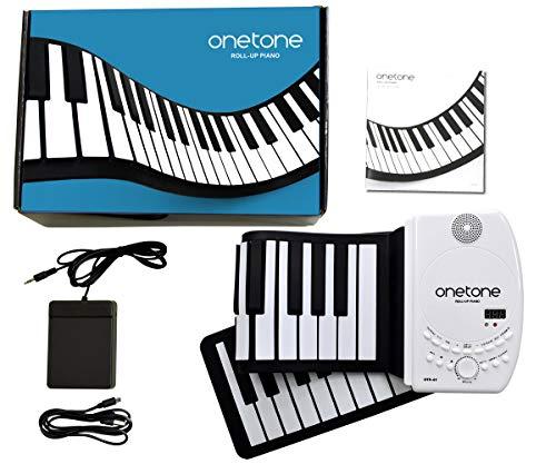 ONETONE『ロールアップピアノ61鍵(OTR-61)』