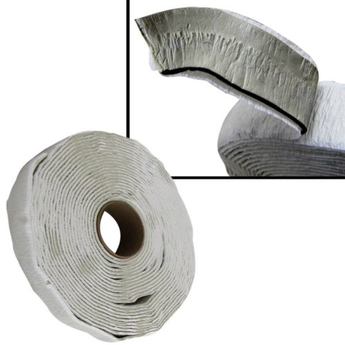 RV Putty Tape Motorhome Window Lap Repair Putty Roll Roof Vent Putty (1 8  x 1  x 30')