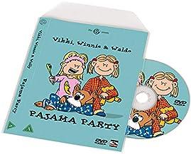 Fundas para DVD para almacenaje DVD - 100 uds.