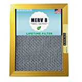 20x25x1 CARTER | MERV 8 | Lifetime HVAC & Furnace Air Filter |