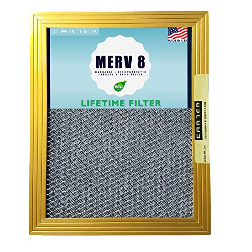 14 x 25 electrostatic air filter - 5