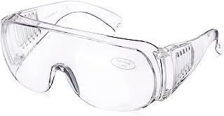 EMI # 412 Economical Safety Glasses Eyewear Clear