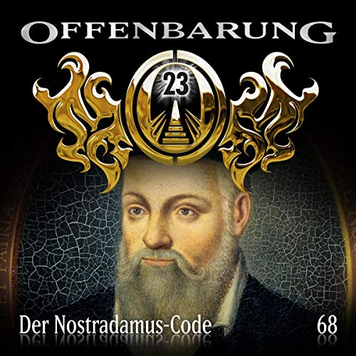 Der Nostradamus-Code cover art
