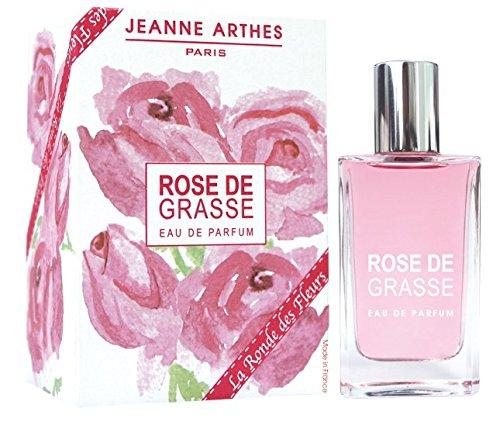 Jeanne Arthes Eau de Parfum die rund von Blumen rosa Fettenden 30ml