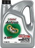 Castrol 03168 Actevo Xtra 20W-50 4-Stroke Motorcycle Oil - 1...