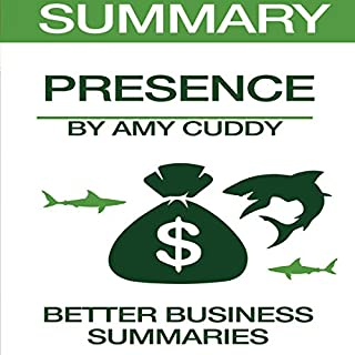Summary of Presence by Amy Cuddy audiobook cover art