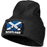 Turring-shop Ecosse Drapeau Football Rugby Skull Cap Hommes Femmes Chapeaux À Tricoter Stretchy & Soft Beanie
