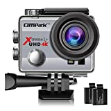 Product Image of the Campark ACT74 Action Camera 4K 30fps WiFi Ultra HD Waterproof Sports Action...