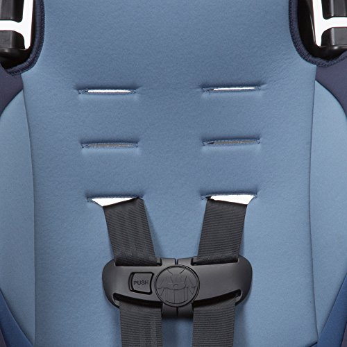 Cosco Finale DX 2-in-1 Booster Car Seat, Sport Blue