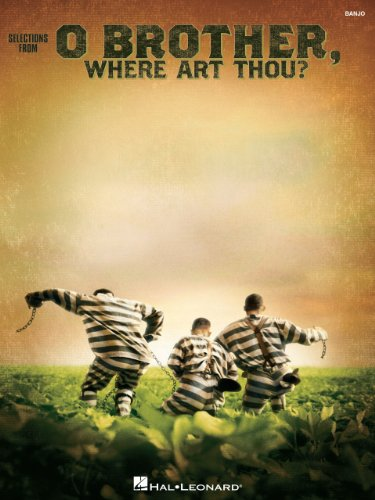 O Brother, Where Art Thou? Songbook: For Banjo (English Edition)