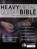 The Heavy Metal Guitar Bible