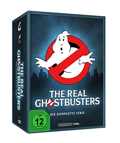 The Real Ghostbusters - Die komplette Serie (21 Discs)