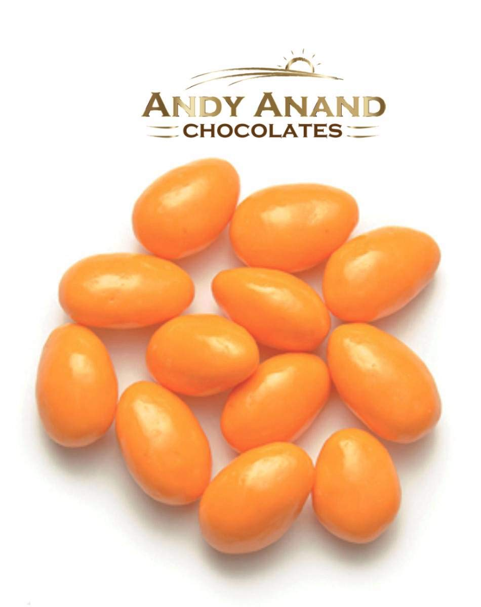 Andy Anand Cheap bargain Orange Cream Almonds At the price almonds roasted fresh drenche -