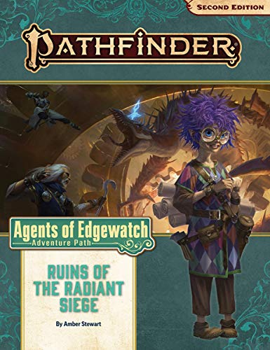 Pathfinder Adventure Path: Ruins of the Radiant Siege (Agents of Edgewatch 6 of 6) (P2) (Pathfinder: Agents of Edgewatch, Band 6)