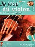 Je joue du violon vol 1 (+2 CDs) - Violon - De Haske