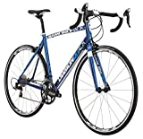 Diamondback Bicycles 2015 Century 2 Complete Road Bike, 58cm/X-Large, Blue