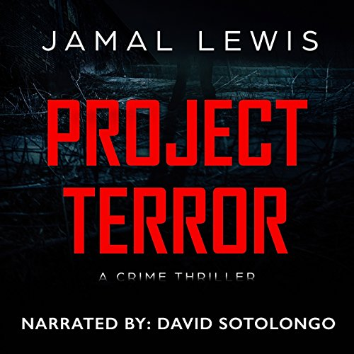 Project Terror audiobook cover art