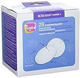 Tigex: 28discos de lactancia ultra absorbentes de noche