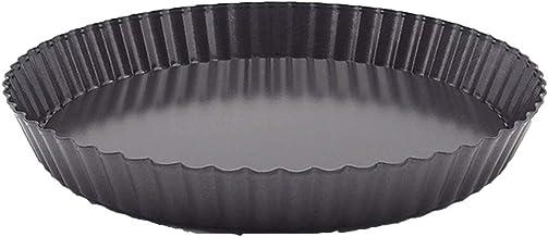 OMELODY Bandejas para Hornear Antiadherente, cocas de Torta de Pan fáciles de liberación y Limpieza Incluso más fácil Utensilios para Hornear Horno de cocción