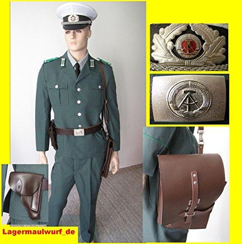 Unbekannt Uniform Polizei, Volkspolizei, Gr. 50, Ostalgie, Fasching, Karneval, Vopo