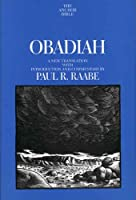Obadiah (The Anchor Yale Bible Commentaries)