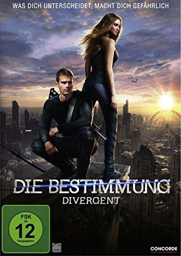 Die Bestimmung - Divergent [2 DVDs]