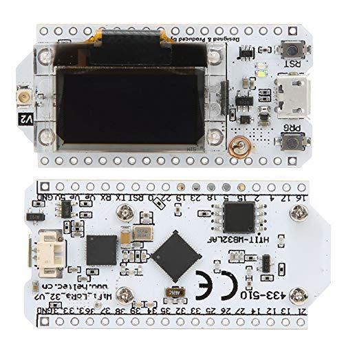 Jeanoko Tablero de desarrollo del chip de IOT WiFi ESP32 IOT Desarrollo Junta para pantalla OLED