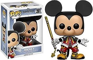 Funko POP Disney: Kingdom Hearts Mickey Toy Figures