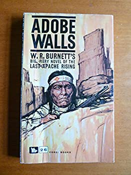 Adobe Walls 0345352416 Book Cover