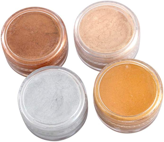 Oakland Mall Color Mesa Mall Pour Resin Metallic Pearl Powder