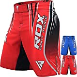 RDX MMA Shorts Boxeo Entrenamiento UFC Ropa Jaula Lucha Artes Marciales Agarre Muay Thai Kickboxing