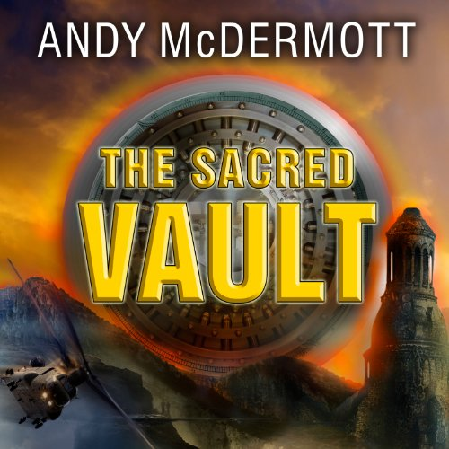 The Sacred Vault  By  cover art