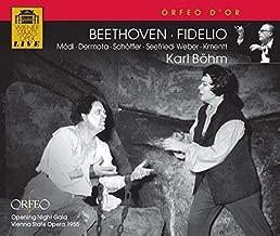 Beethoven: Fidelio (Dermota, Modl, Seefried/Vienna Staatsoper/Bohm) by Anton Dermota (Florestan) (2010-11-26)