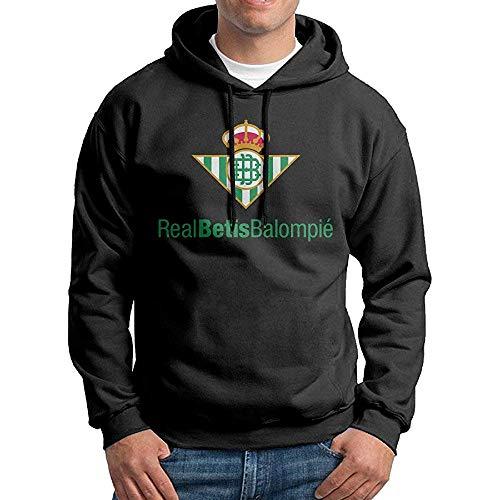 Men Real Betis Custom Cool 100% Cotton Hoodie