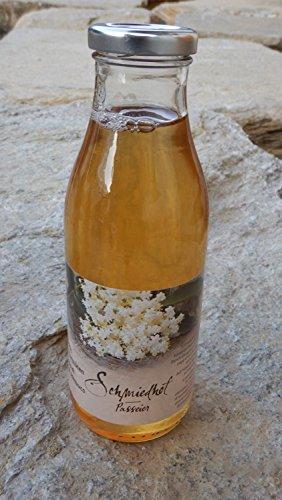 Sciroppo di fiori di Sambuco 500 ml. - Schmiedhof Val Passiria Alto Adige