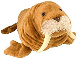 "Wild Republic Cuddlekins  15"" Walrus"