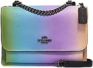 Leather Klare Crossbody Ombre Bag