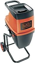 Black + Decker GS 2400, B+D elektrische fluisterhakselaar