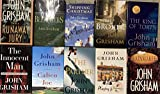 John Grisham Thriller Hardcover Collection 10 Book Set