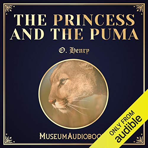 The Princess and the Puma audiobook cover art