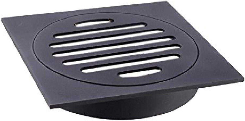ZHIHONG-A-Thermostat Messing 8-Zoll-Badewanne Duschsystem Runde Regendusche mit Unterputz-Mischventil und Handbrause Wasserhhne Set, Mattschwarz