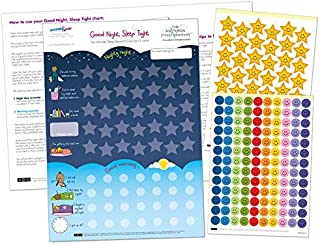 sticker chart bedtime