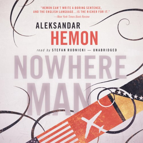 Nowhere Man audiobook cover art