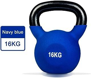 LIUYUE Pesas Rusas, Kettlebell De Hierro Fundido Kettlebell Profesional Fitness Kettlebells Competitivo Kettlebells Fitness Workout Squat Equipment