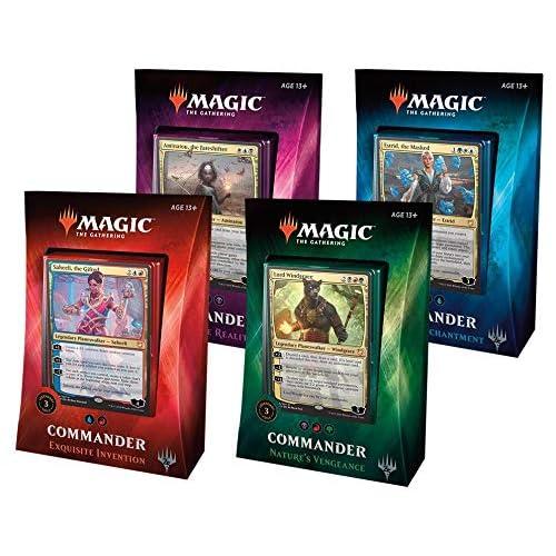 Magic the Gathering Commanders: Amazon com