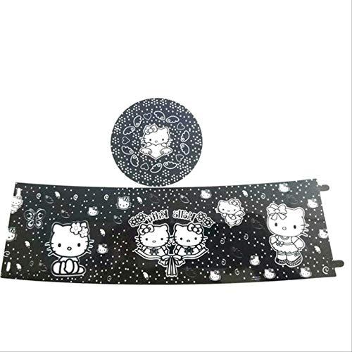 Veilleuse Enfant Ciel Etoile Lampe Romantique Planétarium Étoile Projecteur Cosmos Lumière Nuit Ciel Lampe Enfants Chambre Étoiles Décoration Maison Lampe Hello Kitty